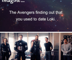 the avengers, fandoms, and loki image