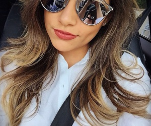 bethany mota, girl, and hair image