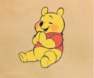 adorable, animals, and winnie the pooh image