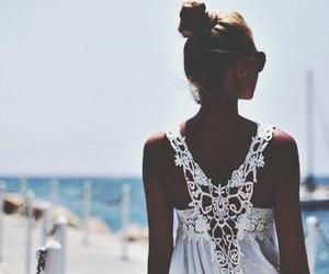 summer, girl, and fashion image