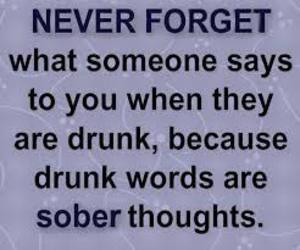 drink, drunk, and forget image