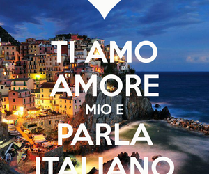 ti amo, ️amore, and italiano image