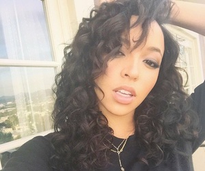 nose piercing, nose ring, and tinashe image
