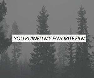 film, i miss you, and idiot image