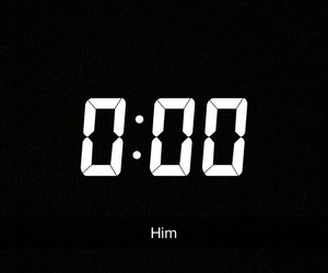 00:00, snapchat, and midnight image