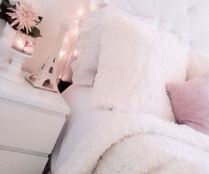 bedroom, inspo, and diy room deco image