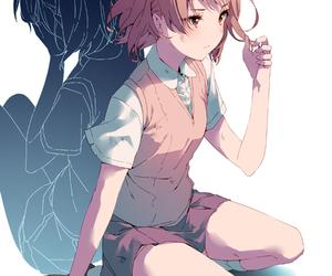 anime, illustration, and anime girl image