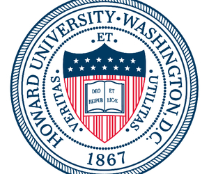 Howard University, college, and Washington DC image