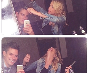 sean faris and ashley benson image