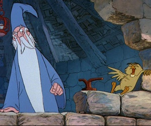 the sword in the stone and archimedes image