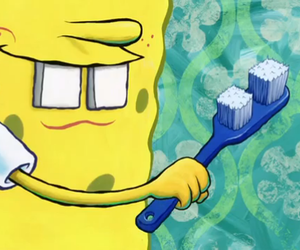spongebob, funny, and sponge bob image