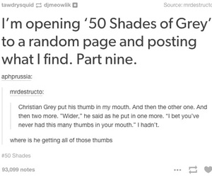 funny, thumbs, and tumblr image