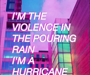 halsey, hurricane, and quotes image