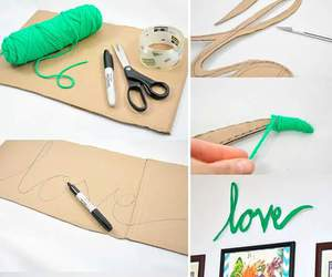 diy, manualidades, and reciclaje image