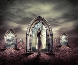 doors and fantasy image