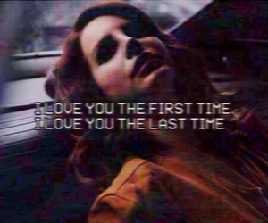 lana del rey and love image