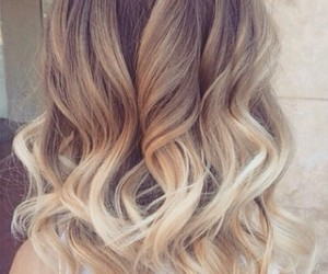 chic, glam, and hair image
