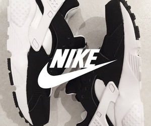 nike and shoes image