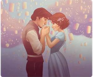 love, disney, and princess image