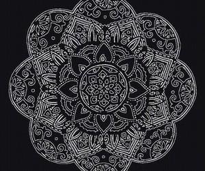 art, background, and mandala image