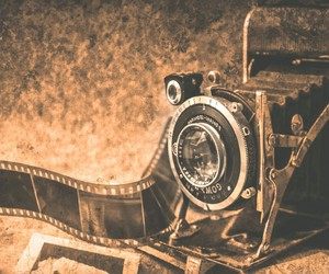 vintage, camera, and retro image