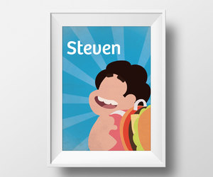 steven universe and cheeseburger backpack image