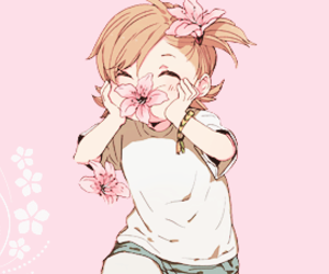 barakamon and anime image