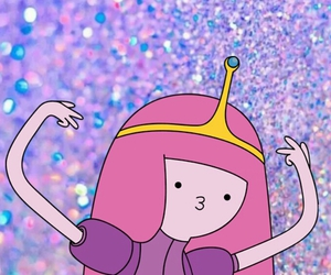 adventure time, princess, and pink image