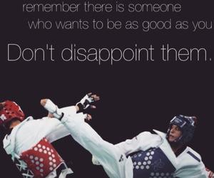 kick, passion, and taekwondo image