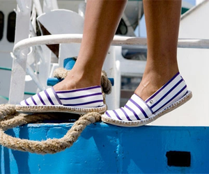 shoes, summer, and blue image