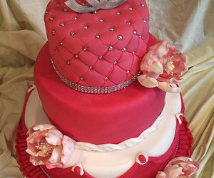 cake, torta, and chanel image
