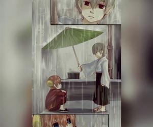 anime, gintama, and kagura yato image