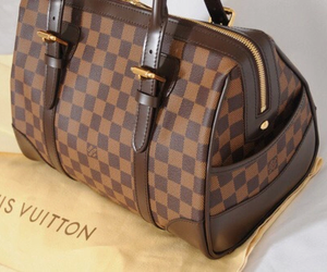 bag, Louis Vuitton, and luxury image