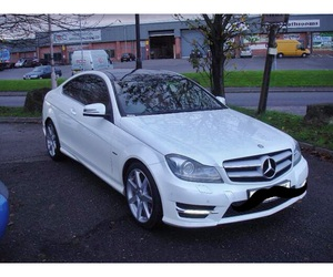 beauty, drive, and c-class image