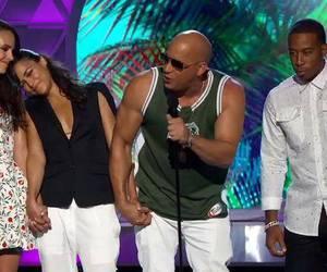 ludacris, michelle rodriguez, and Vin Diesel image