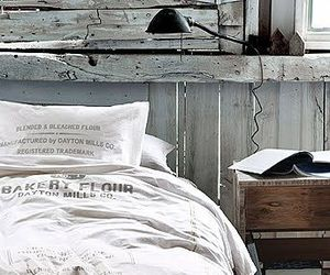 bedroom, vintage, and decoration image