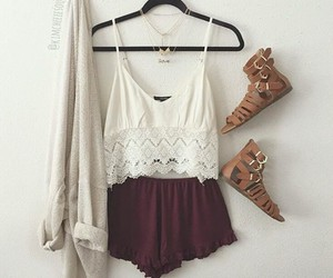 outfit and sandals image