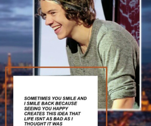 quote, one direction, and lockscreen image