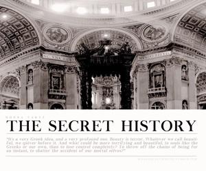 the secret history image