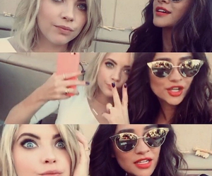 ashley benson, pretty little liars, and benzo image