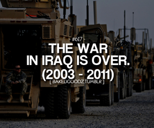 iraq, over, and text image