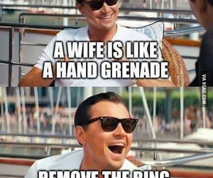 funny, Grenade, and true image