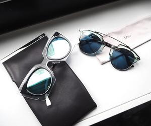 fashion, dior, and sunglasses image