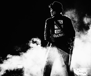 bad boys, black and white, and patrick stump image