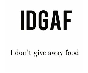 food, funny, and love image