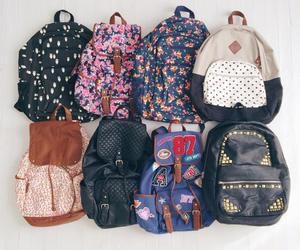 backpack and back to school image