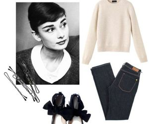 style and audrey hepburn image