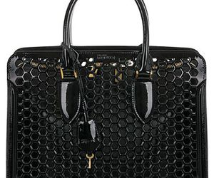 Alexander McQueen and bag image