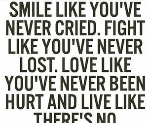 smile, love, and cry image