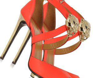 heels, shoes, and Roberto Cavalli image